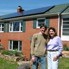 First recipients of grant funds from the Solar Energy Grant Program