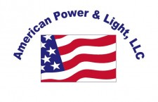 American Power and Light logo