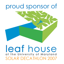 proud sponsor of LEAFHouse